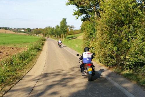 Motorrijbewijspoint Waalwijk examengarantie