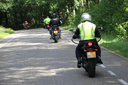 Motorrijbewijspoint Waalwijk motor lesplan