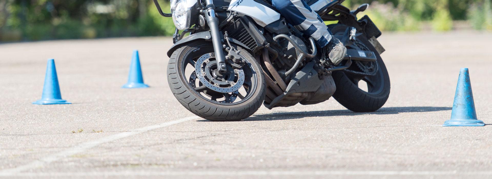 Motorrijbewijspoint Waalwijk rijtest