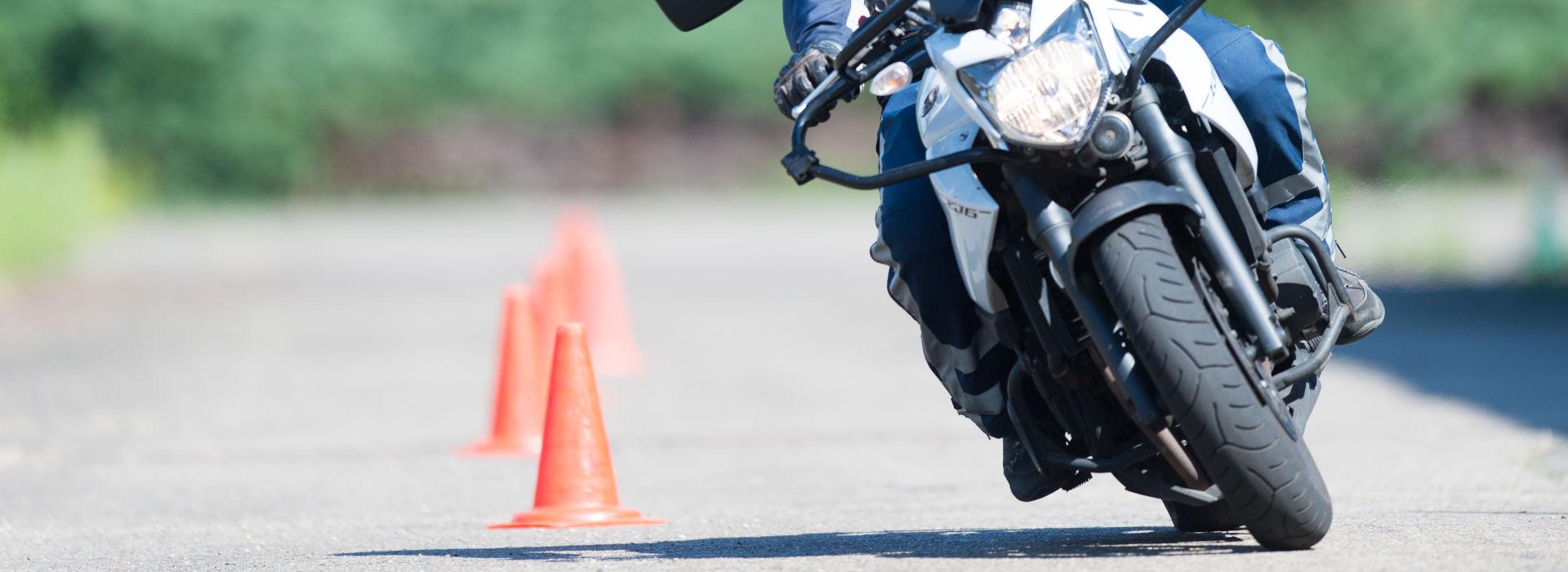 Motorrijbewijspoint Waalwijk motor rijvaardigheid