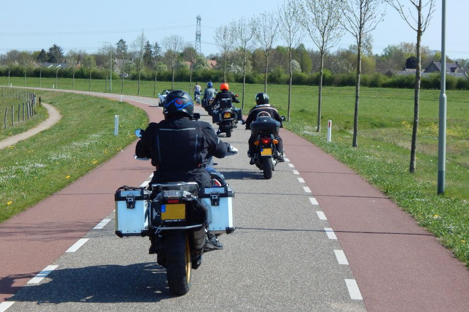 Motorrijbewijspoint Waalwijk motorrijlessen