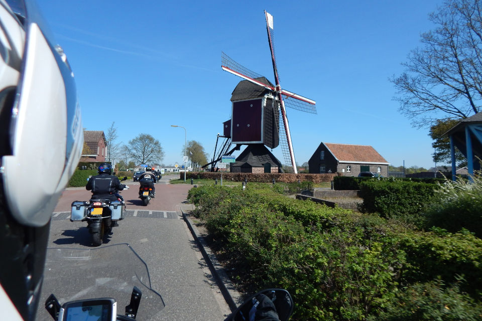 Motorrijbewijspoint Waalwijk motorrijlesplan